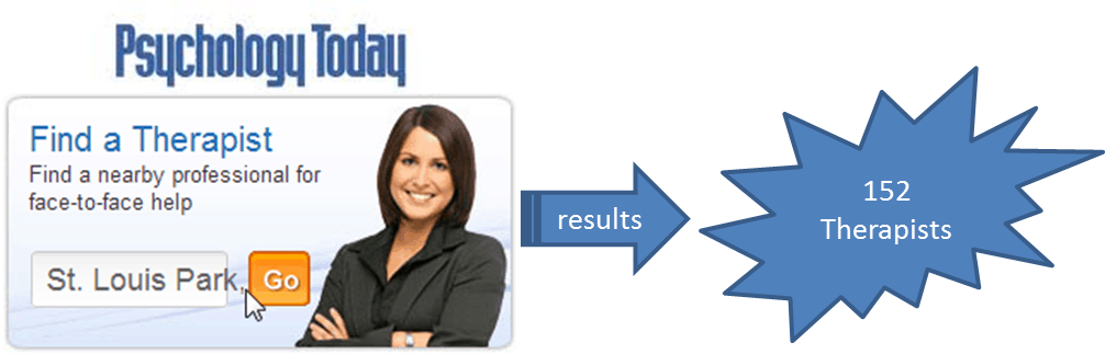 get more clients from PsychologyToday