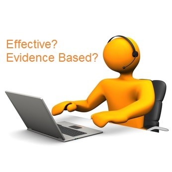 Evidence for online psychotherapy