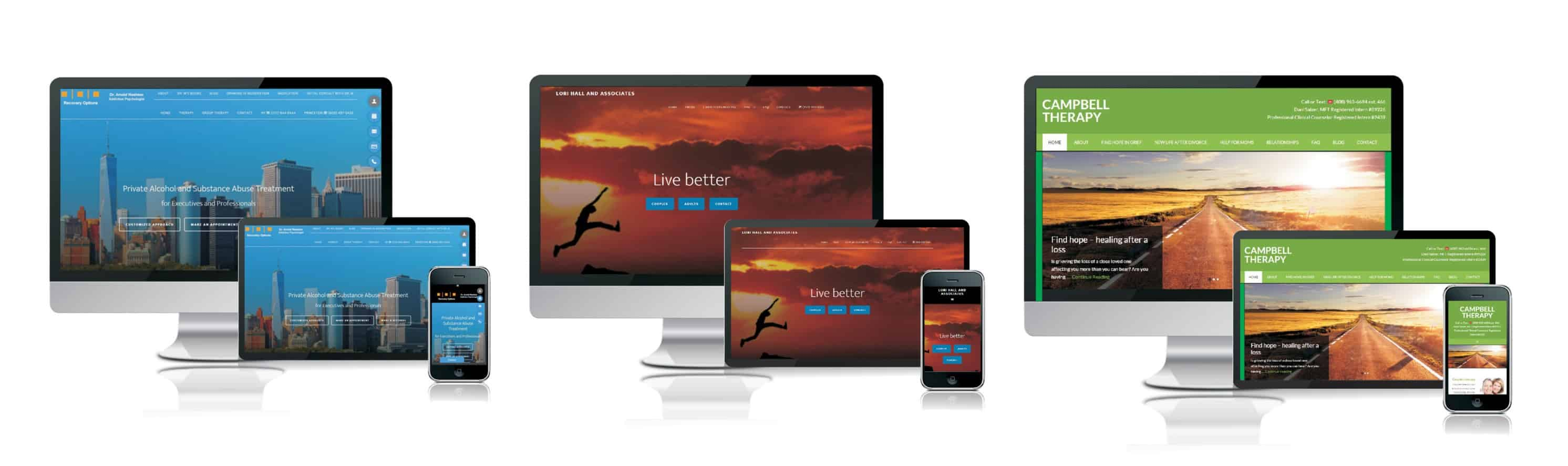 Growing your practice using your website, social media, Psychology Today profile and more